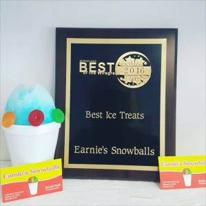 Best Ice Treats 2016